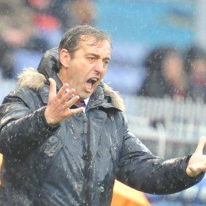 """Empoli, Giampaolo: """"Quattro sconfitte pesano, dobbiamo reagire"""""""