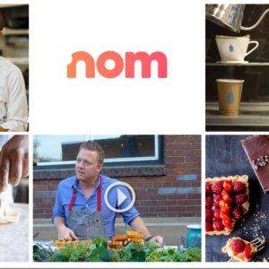 Arriva Nom, ricette in live streaming per sentirsi un po' Masterchef