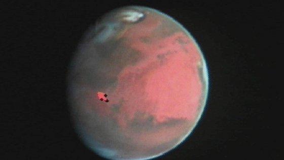 Italiani su Marte, al via la missione ExoMars