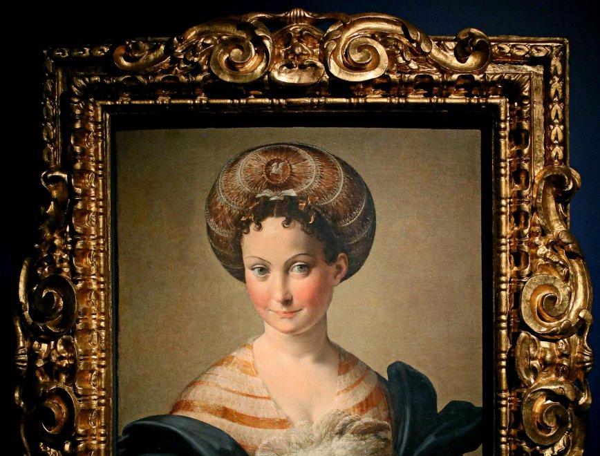 Correggio e Parmigianino. Arte a Parma nel Cinquecento, alle Scuderie del Quirinale