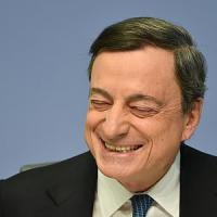 Le Borse europee brindano a Super Mario: Milano +4,8%, spread giù