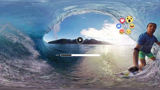 Social e realtà virtuale: su Facebook si gioca già