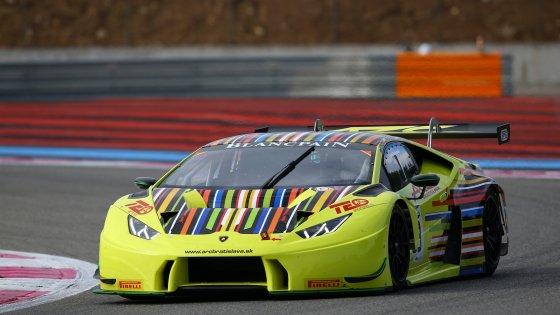 Huracán GT3, così le Lamborghini scendono in pista