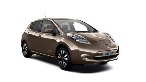 Nissan Italia e Fiano Romano insieme a zero emissioni