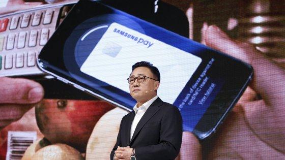 E' arrivato il Samsung S7, pronto a duellare con l'iPhone