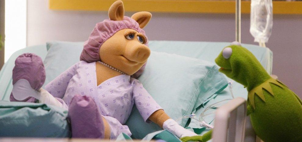 Tornano i Muppets, l'amore tra Kermit e Miss Piggy è finito ma fa ancora ridere