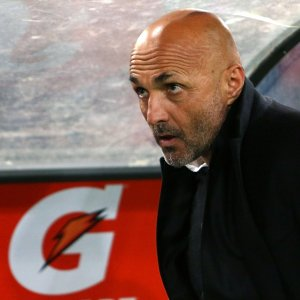 """Roma, Spalletti lancia Dzeko: """"A Udine gioca, saprà reagire"""""""