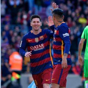 Spagna, altro show del Barcellona: Getafe travolto 6-0