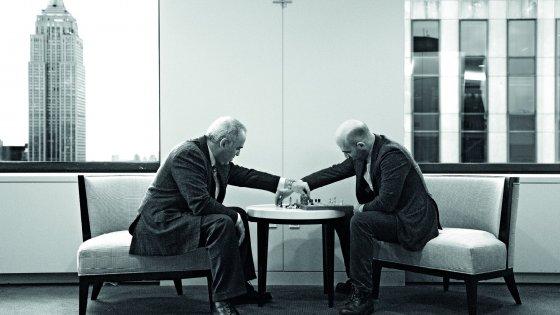 "Saviano: ""Io e Kasparov, scacco ai dittatori"""