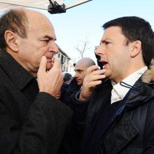 """Pd, Bersani: """"Renzi governa con i miei voti di centrosinistra"""". Replica: """"Non ci faremo uccidere da polemiche"""""""