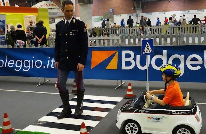 Budget Autonoleggio e CSI Modena insieme per l'educazione stradale dei bambini