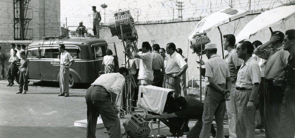 Hollywood in riva al Tirreno, il lungo sogno degli studios Pisorno