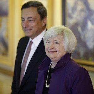 La Fed chiamata a rispondere al secondo bazooka di Draghi