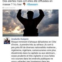 Costa d'Avorio, l'allarme sui social: