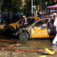 Turchia, autobomba a fermata dei bus nel centro di Ankara: 37 morti