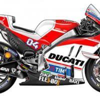 MotoGP, le novità della stagione 2016 nei disegni di Pirovano