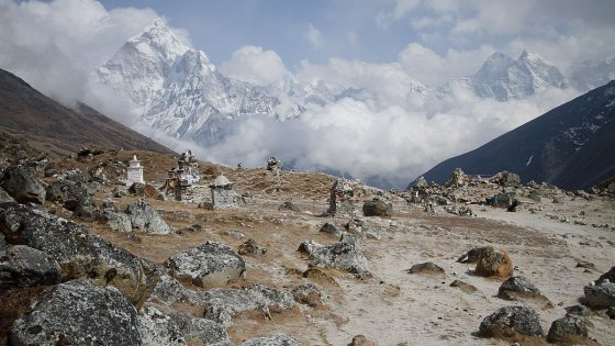 Nepal, la primavera della rinascita