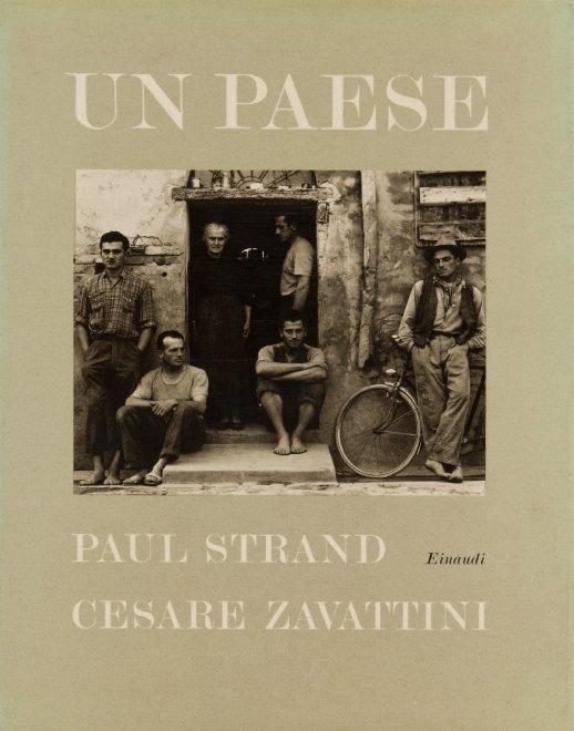 Luzzara, paese rosso raccontato da Paul Strand e Cesare Zavattini