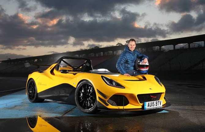 Lotus 3-Eleven a caccia di record