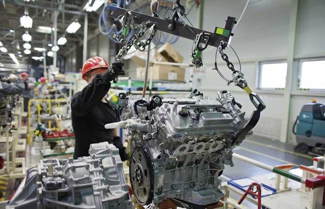 Toyota a tutto Rav4, nasce anche a San Pietroburgo