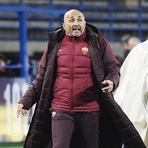 """Roma, Spalletti: """"Siamo tornati una squadra"""". Pallotta: """"Mai pensato di vendere"""""""