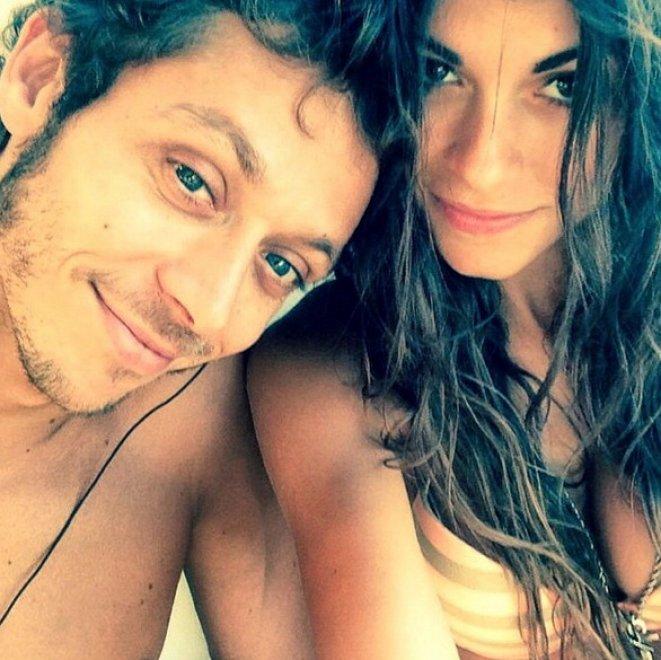 Valentino Rossi, è finito l'amore con Linda Morselli