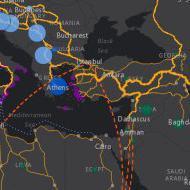 Migranti, il nuovo rapporto Oim