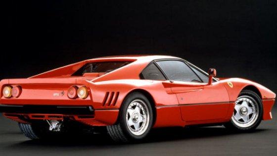 Due milioni e mezzo per una Ferrari anni Ottanta