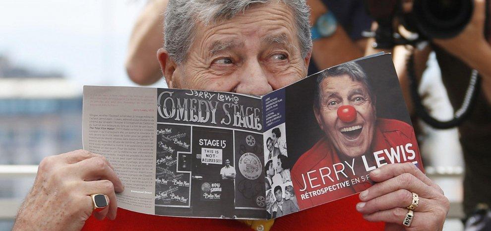 Un secolo (o quasi) da ridere, Jerry Lewis compie novant'anni