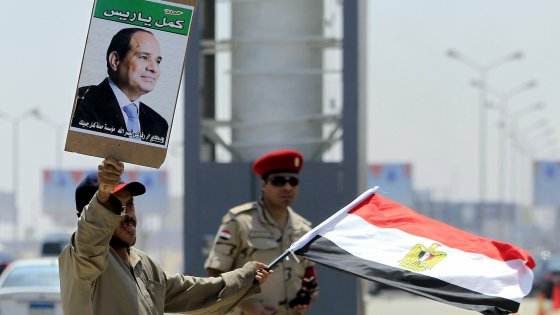 "Al Sisi: ""My promise to Regeni family, as a father: we'll find who killed Giulio"""
