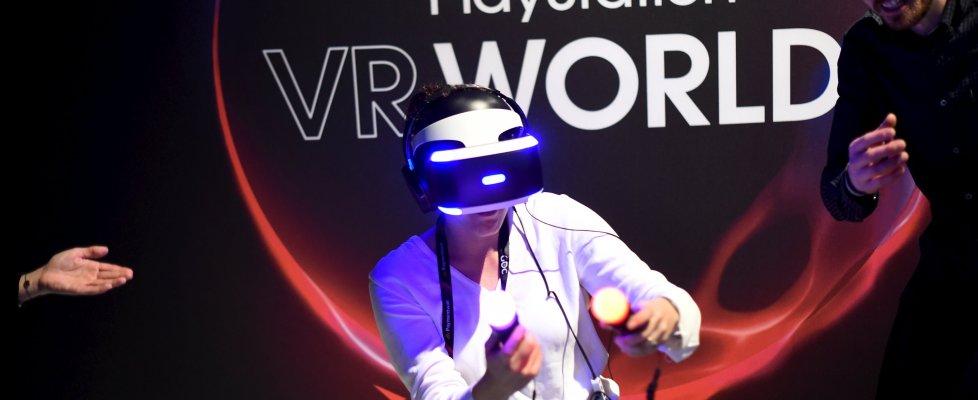 Sony irrompe nella realtà virtuale: ecco PlayStation VR, lancio a ottobre, 399 dollari