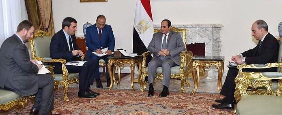 """Al Sisi: """"Vi prometto la verità sulla morte di Giulio Regeni"""". Intervista esclusiva a Repubblica"""
