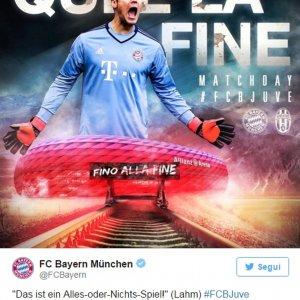 Tweet Bayern, la gaffe resta ed è pesante