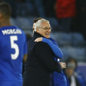 """Leicester, Ranieri: """"Non mi muovo, spero che questo sia il mio ultimo club"""""""