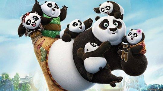 """""""Kung Fu Panda 3"""": a caccia di sogni in compagnia di un pacioccone"""