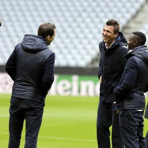 Bayern-Juventus, Allegri ha deciso: Mandzukic in panchina