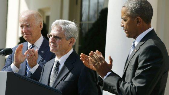 """Corte suprema Usa, Obama sceglie Merrick Garland: """"Equo e integro"""""""