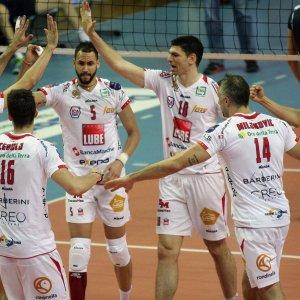 Volley, Champions: Lube e Trento a caccia della Final Four