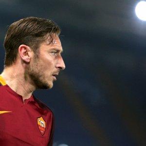 Roma, dalla Cina agli Usa: tutti vogliono Totti