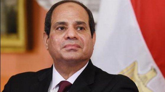 """Al Sisi: """"Libia, l'Italia rischia un'altra Somalia"""". Intervista esclusiva a Repubblica"""