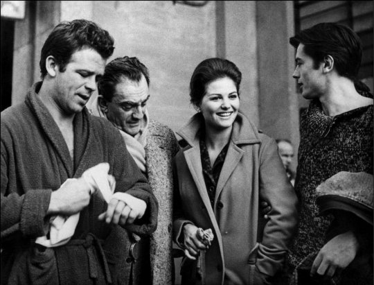 "Claudia Cardinale: ""Io, Luchino, Alain e l'alligatore"""