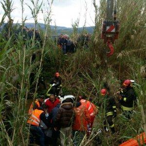 Maltempo: auto in un torrente, 2 morti nel catanzarese