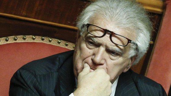 """Condannato Verdini, nuovo scontro nel Pd. Minoranza dem: """"Asse con lui rischio, non fantasmi"""""""