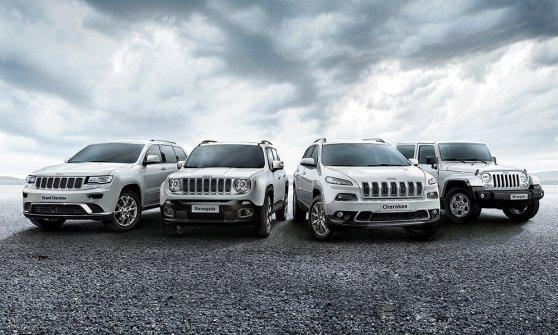 """Alfa e Jeep presentano il super usato """"Selected4U"""""""