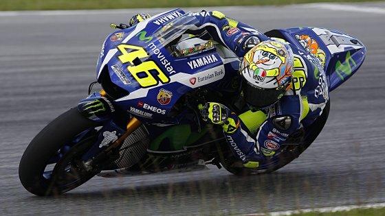 Motogp, Qatar: Lorenzo davanti a Rossi, dominio Yamaha nelle prime libere