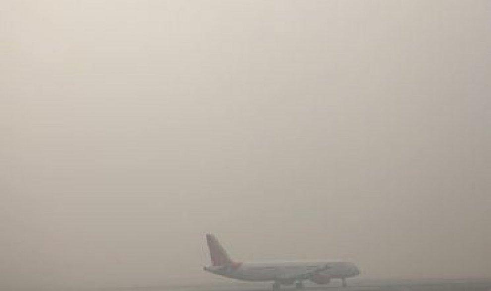 Nebbia su Cagliari, ritardi nei voli in partenza da Elmas