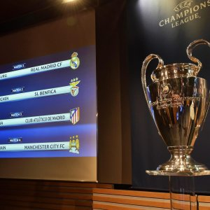 Champions: Barcellona-Atletico e Psg-City nei quarti, facile per Real e Bayern