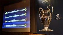 Quarti con due big match Barça-Atletico e Psg-City  Facile per Real e Bayern