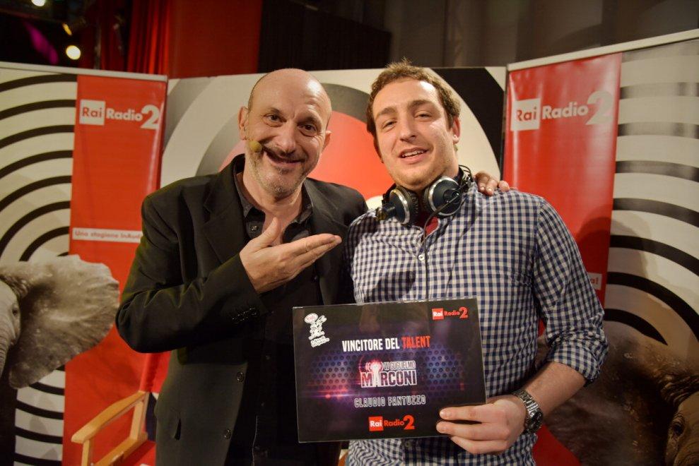 Il Ruggito del Coniglio: ecco Claudio, vincitore del primo talent radiofonico
