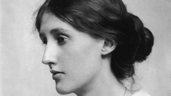 Virginia Woolf, ritratto dell'artista da bambina